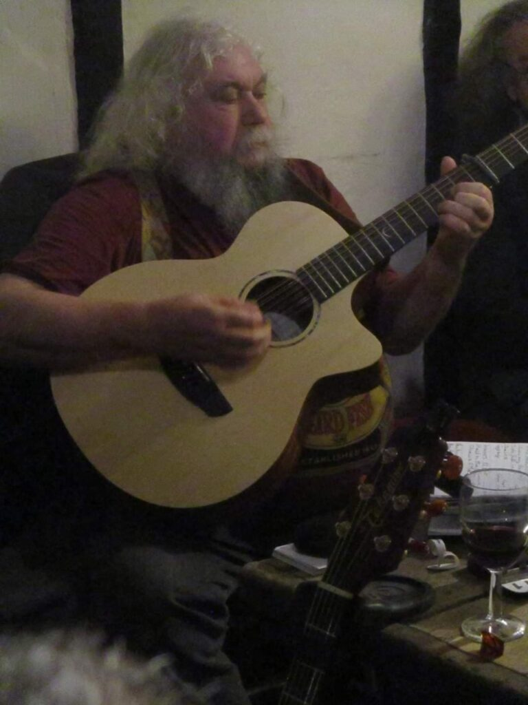 Songs in the Blue Anchor
