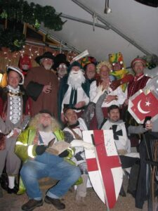 Blue Anchor Mummers' Play